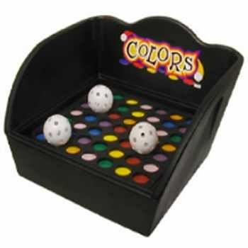 Carnival Game - Colors Rental