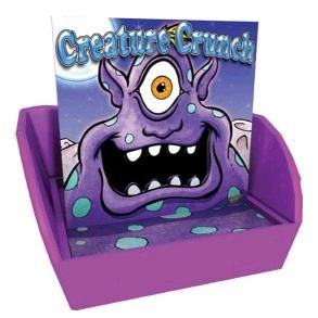 Carnival Game - Creature Crunch Rental