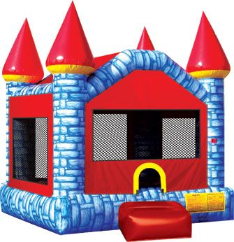 Inflatable - Camelot Castle Bounce House Rental