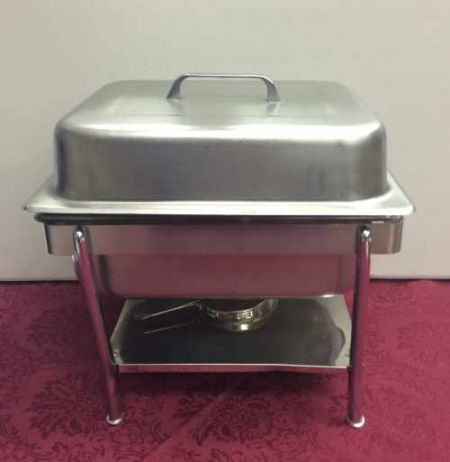 Images of Chafing Dish, Stainless, 4 Qt. Rentals, Party & Tent Rentals of Morris County, Northern NJ