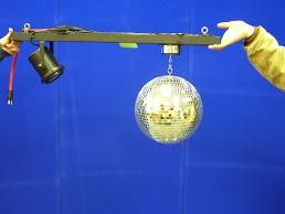 Images of Mirror Ball Small, Complete Assembly Rentals, Party & Tent Rentals of Morris County, Northern NJ