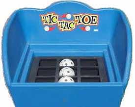 Carnival Game - Tic-Tac-Toe Rental