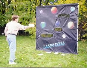 Images of Laser Toss Rentals, Party & Tent Rentals of Morris County, Northern NJ