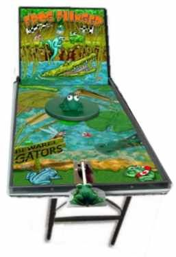 Carnival Game - Frog Flinger Rental