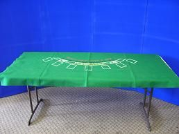 Images of Blackjack Layout Rentals, Party & Tent Rentals of Morris County, Northern NJ