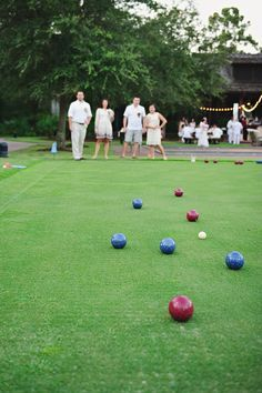 Images of Bocci Balls Rentals, Party & Tent Rentals of Morris County, Northern NJ