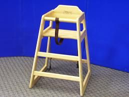 Guest Need - High Chair Rental
