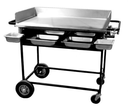 Catering - Grill, Propane Flat Top Rental