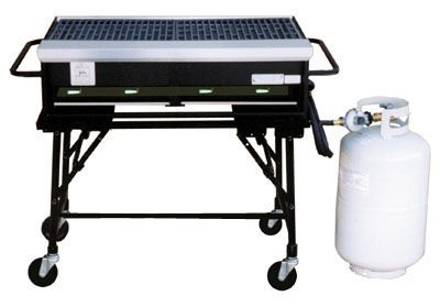 Picnics & Fun Party - Grill, Propane 2' x 3' Rental