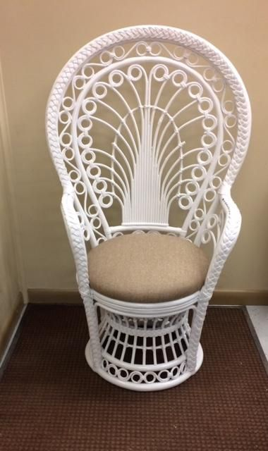Chair - Wicker Chair Rental