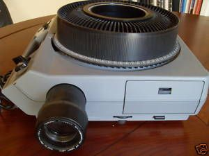 Conferences & Meeting - Slide Projector with Carousel Rental