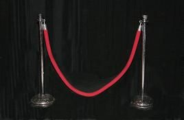 Images of Stanchion, Stainless Steel Rentals, Party & Tent Rentals of Morris County, Northern NJ