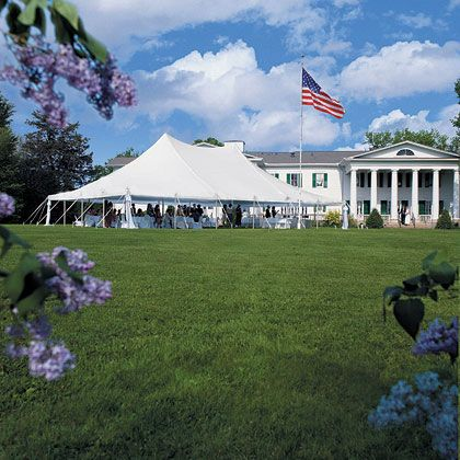 Images of 40' x 60' Pole Tent Rentals, Party & Tent Rentals of Morris County, Northern NJ