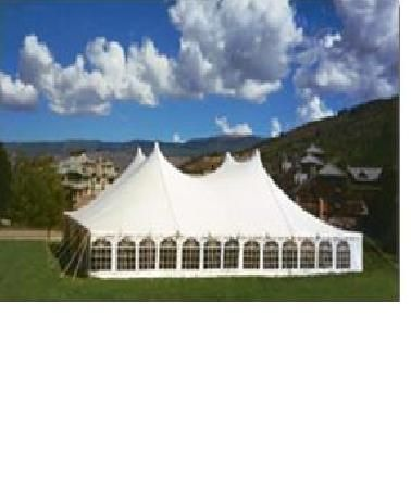 Tent - 60' x 70' New Century Rental