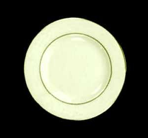 China & Dinnerware - Diplomat Bread & Butter Plate Rental