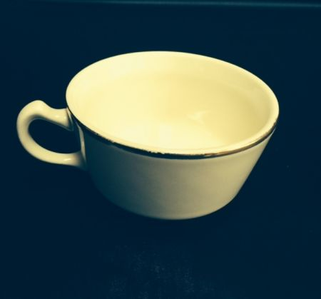 China & Dinnerware - Diplomat Coffee Cup Rental