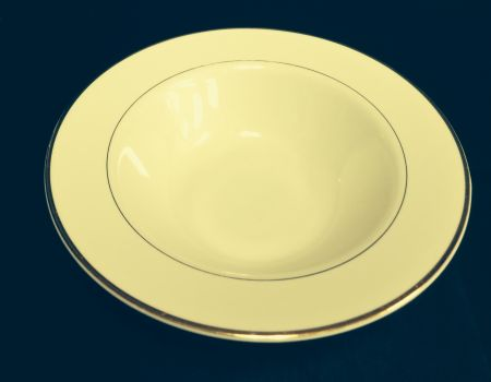 China & Dinnerware - Diplomat Dessert / Fruit Bowl Rental