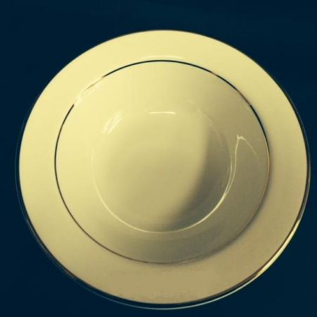 China & Dinnerware - Diplomat Soup Bowl Rental