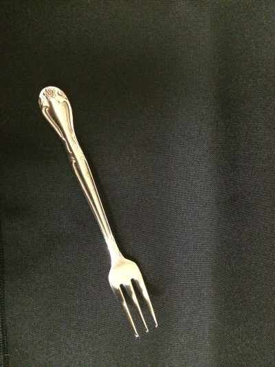 Flatware - Stainless Fork, Cocktail Rental