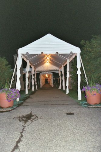 Images of 6' x 10' Frame Tent Rentals, Party & Tent Rentals of Morris County, Northern NJ