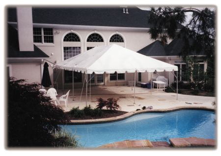Tent - 20' x 30' Frame Tent Rental