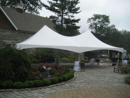 Tent - 20' x 40' Frame Tent Rental