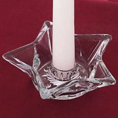 Images of Candle Holder, Glass Star Rentals, Party & Tent Rentals of Morris County, Northern NJ