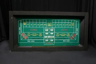 Game - Craps Table Rental