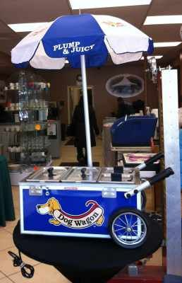 Images of Hot Dog Tabletop Rentals, Party & Tent Rentals of Morris County, Northern NJ