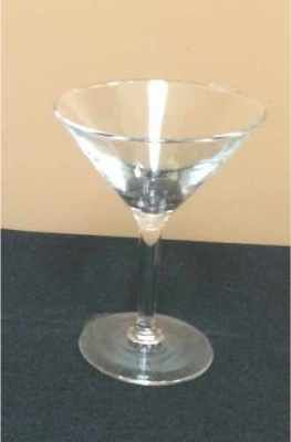 Glassware - Martini Glass Rental