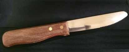 Flatware - Knife, Steak- Large Rental