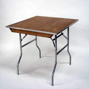 Table - Rectangle, 4' x 4' Rental
