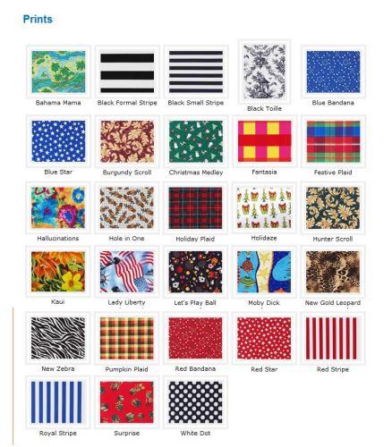 Linen - Multi Color Prints 54
