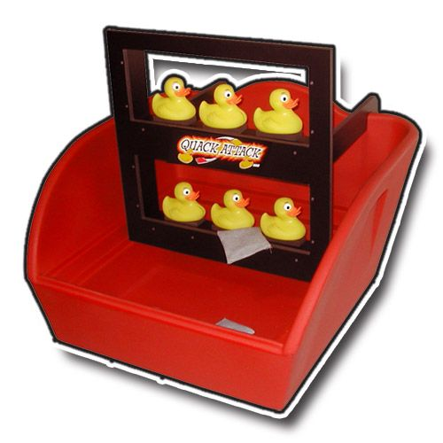 Carnival Game - Quack Attack Rental