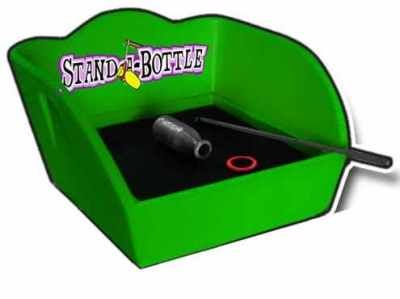 Carnival Game - Stand-a-Bottle Rental