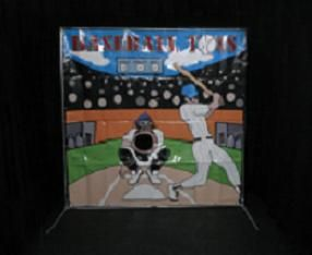 Carnival Game - Baseball Toss Rental