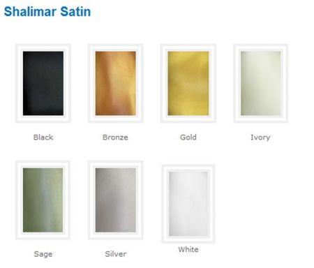 Linen - Poly Satin 90