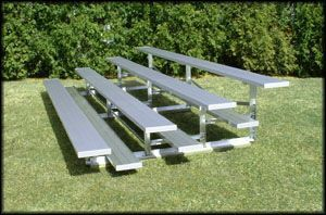 Game - Bleachers Rental