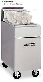 Catering - DEEP FRYER Rental