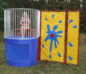 Carnival Game - Dunk Tank Rental