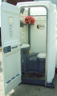 Images of Celebrity Portable Restroom Rentals, Party & Tent Rentals of Morris County, Northern NJ