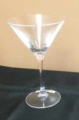 Glassware - Martini Glass Large Rental