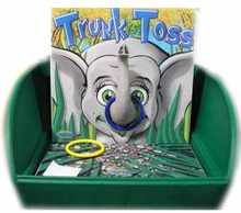 Carnival Game - Trunk Toss Rental
