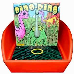 Carnival Game - Dino Ring Rental
