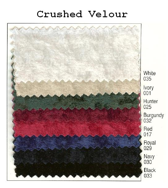 Linen - Crushed Velour, 120