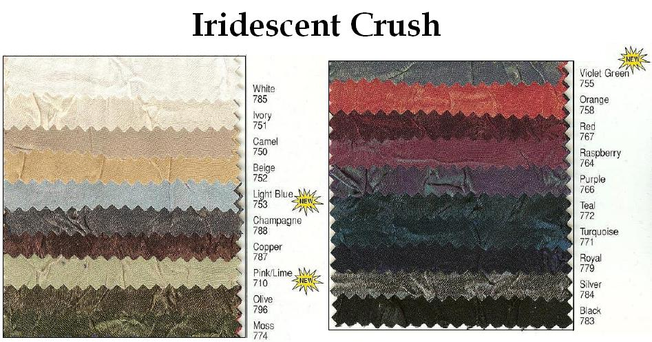 Linen - Iridescent Crush 108