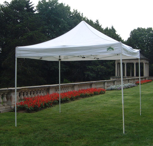 New Pop EZ Up 10 x 10 EZUP Commercial Canopy Shade Tent | eBay
