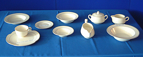 Images of Diplomat Sauce / Gravy Boat Rentals, Party & Tent Rentals of Morris County, Northern NJ