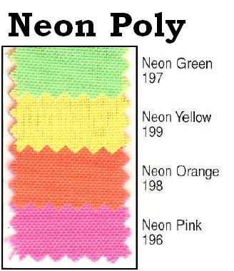 Linen Neon Poly Napkin Rentals Tent Rentals Party